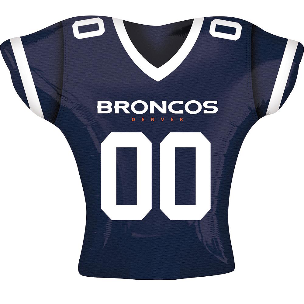 Denver Broncos Balloon - Jersey Image #1