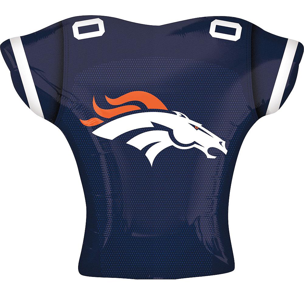 Denver Broncos Balloon - Jersey Image #2