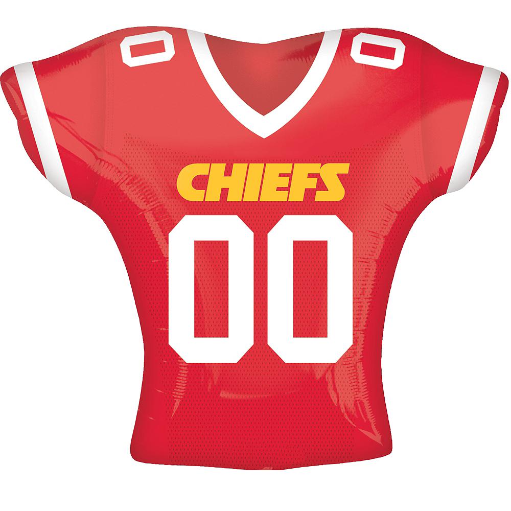 Kansas City Chiefs Balloon - Jersey Image #1