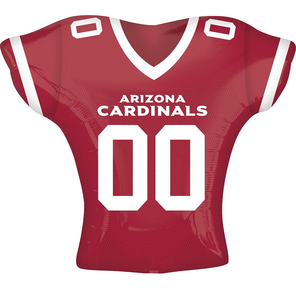 Arizona Cardinals Balloon - Jersey Image #1