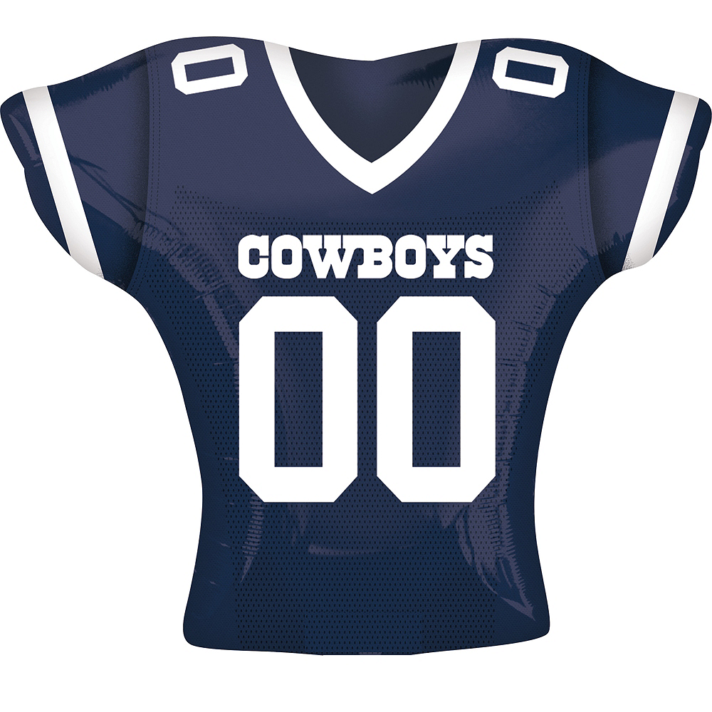 Dallas Cowboys Balloon - Jersey Image #1