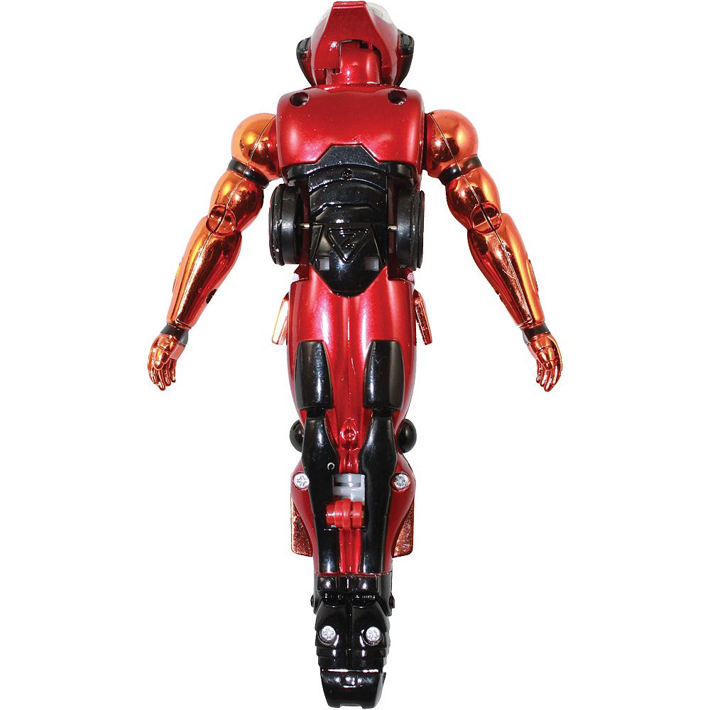 Pull Back Proton Robot Pen Image #1