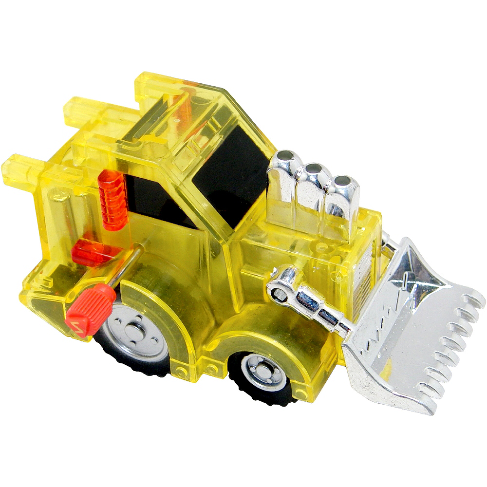 Billy the Bulldozer Windup Toy Image #1