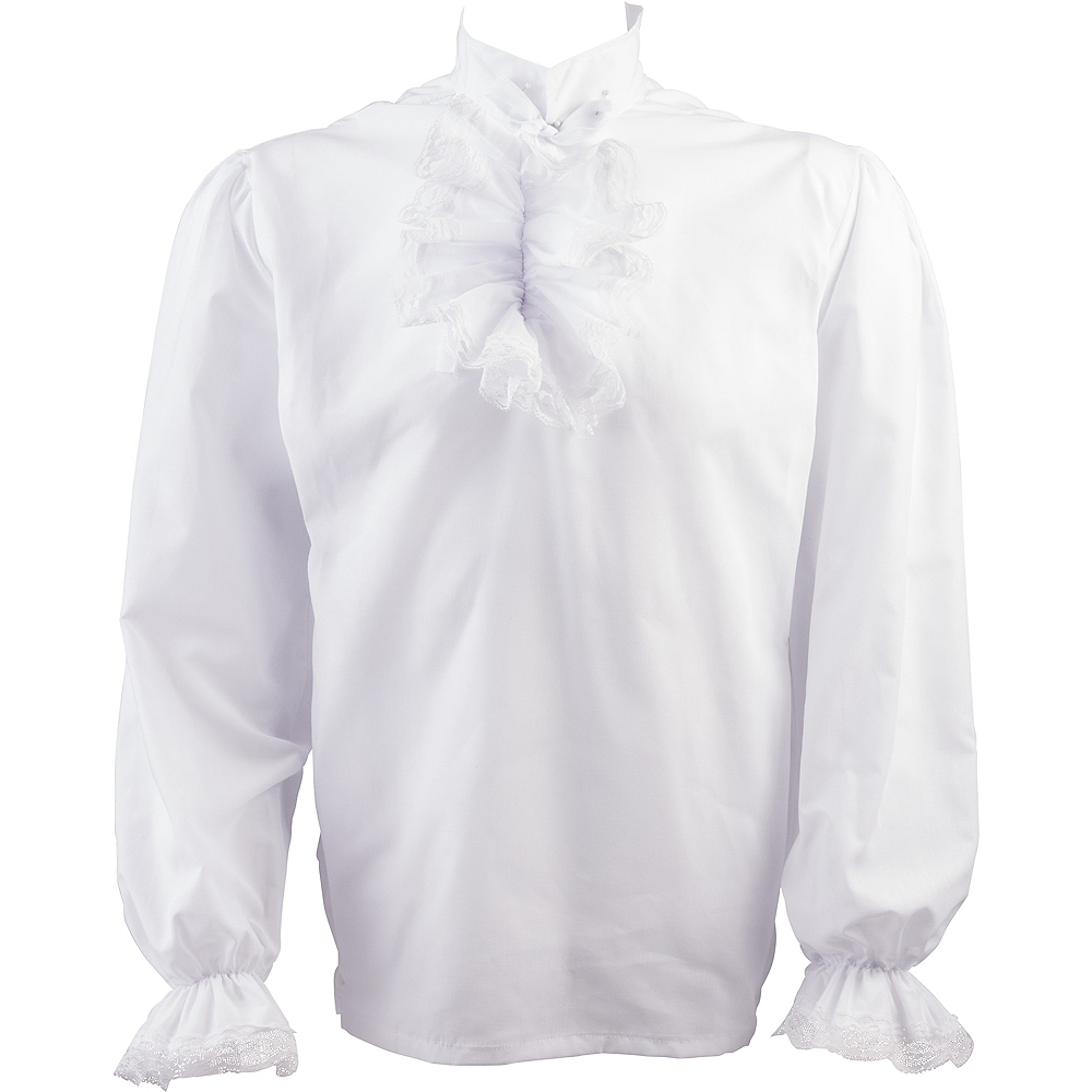 Adult Colonial Shirt Image #4