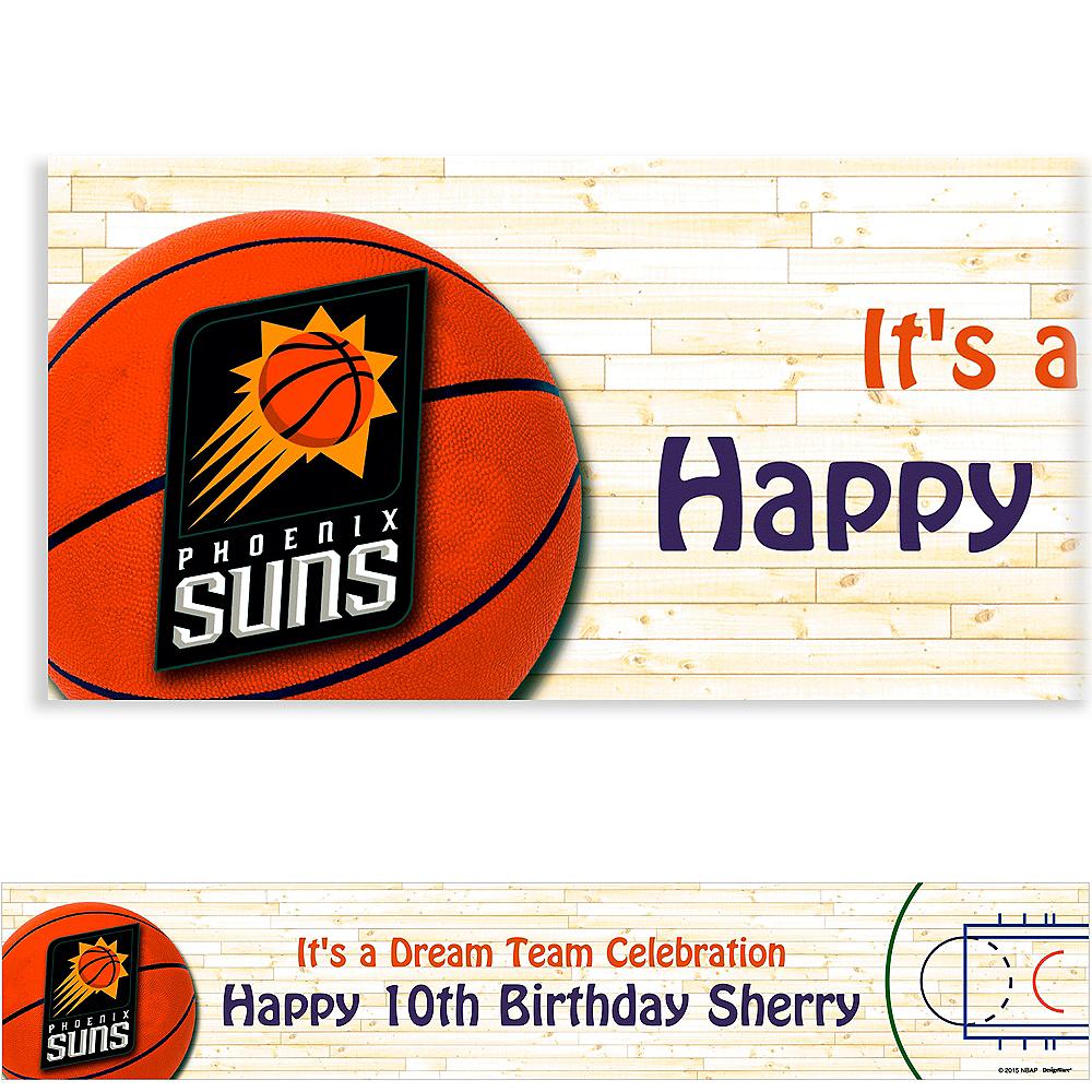 Custom Phoenix Suns Banner 6ft Image #1