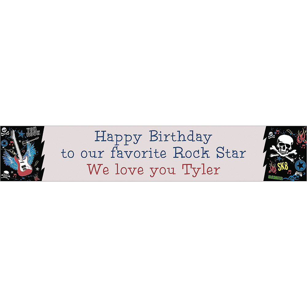 Custom Party Rock Banner 6ft Image #1