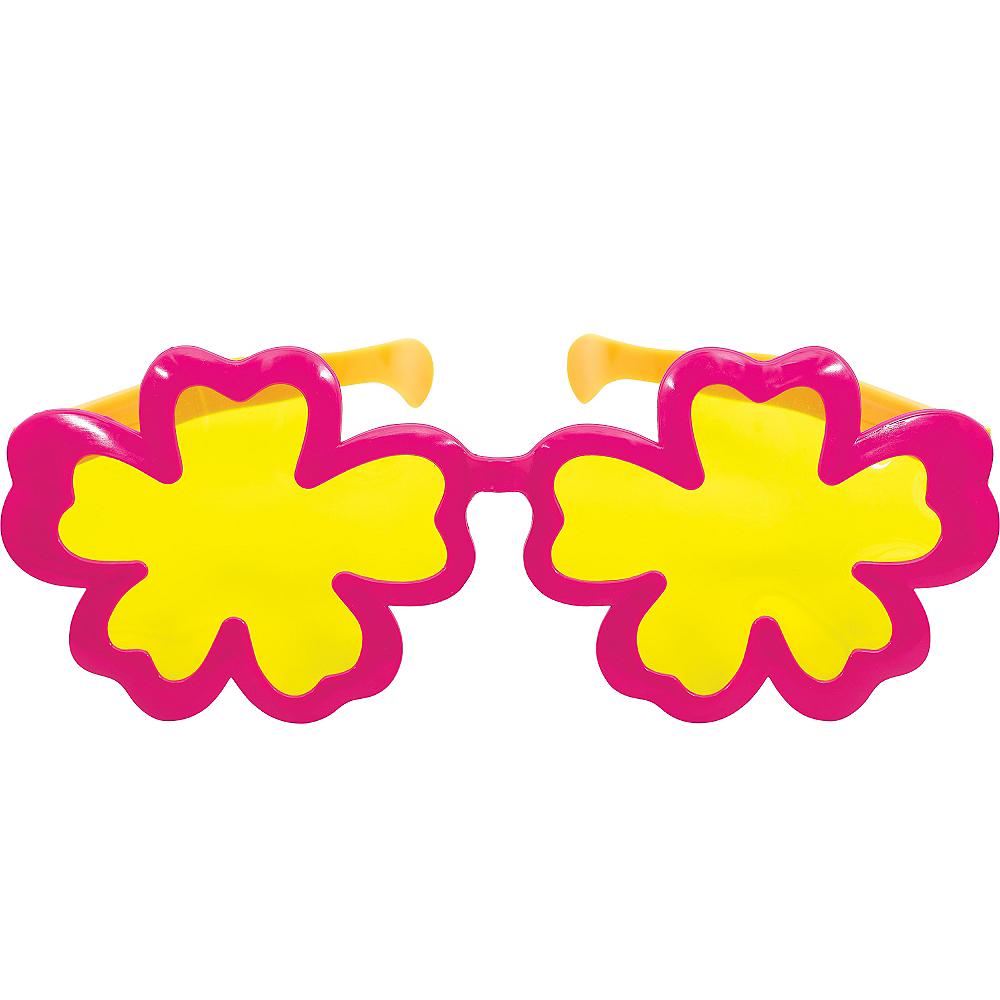 Giant Hibiscus Sunglasses Image #1