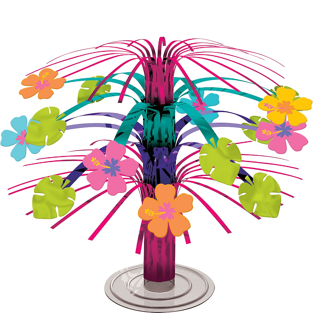 Nav Item for Hibiscus Cascade Centerpiece Image #1