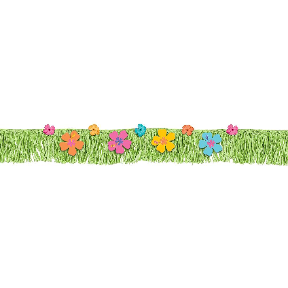 Hibiscus Deck Fringe Image #1