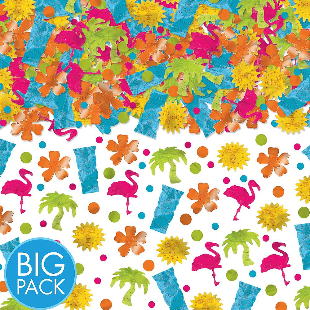 Tropical Tiki Confetti Image #1