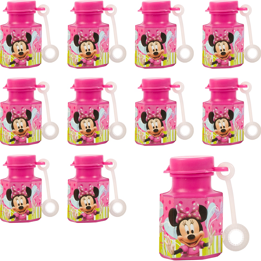 Minnie Mouse Mini Bubbles 48ct Image #1