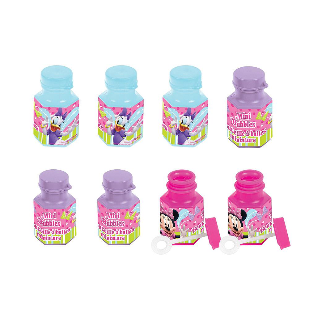 Minnie Mouse Mini Bubbles 48ct Image #2