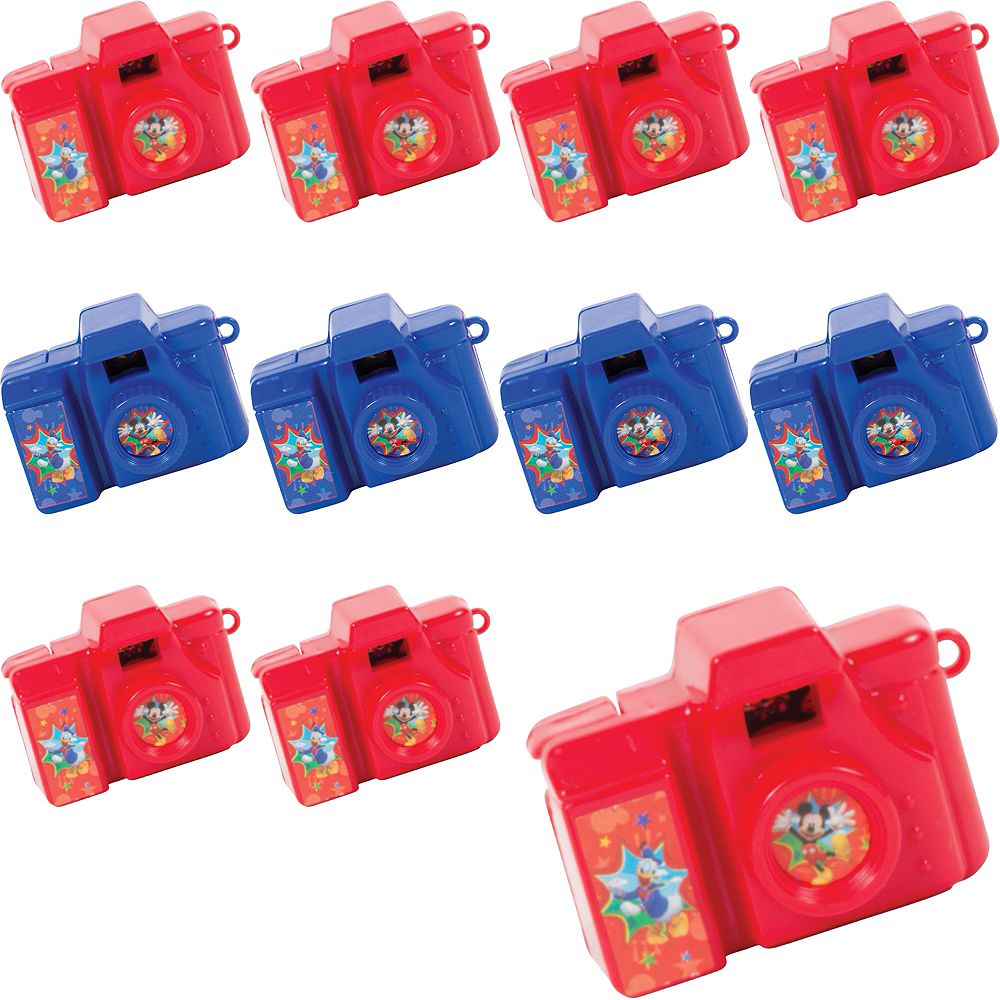 Mickey Mouse Click Cameras 24ct Image #1