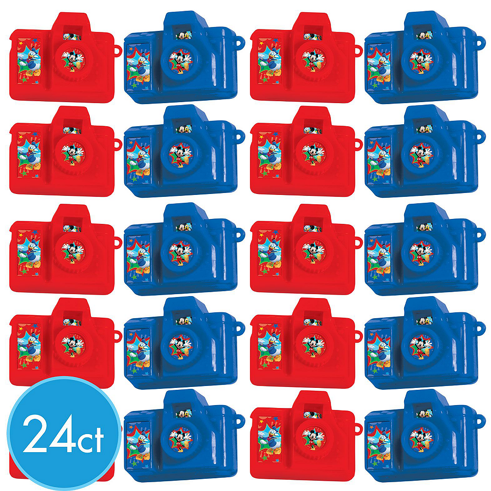 Mickey Mouse Click Cameras 24ct Image #2