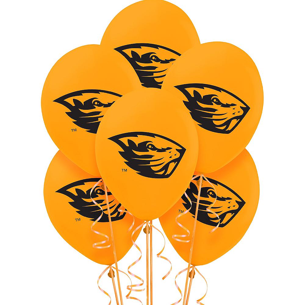 Oregon State Beavers Balloons 10ct Image #1