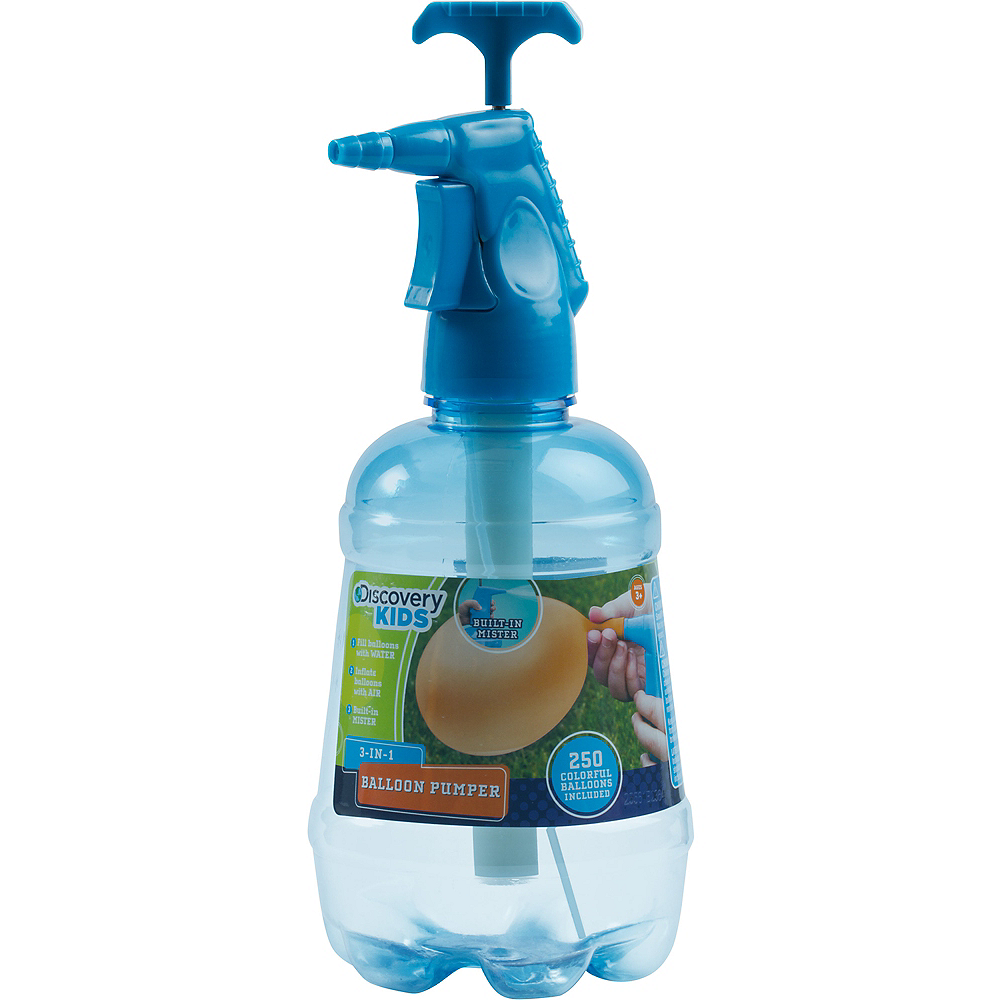Water Balloon Pump with Balloons Image #1