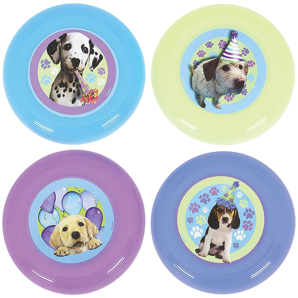 Party Pups Mini Discs 48ct Image #2