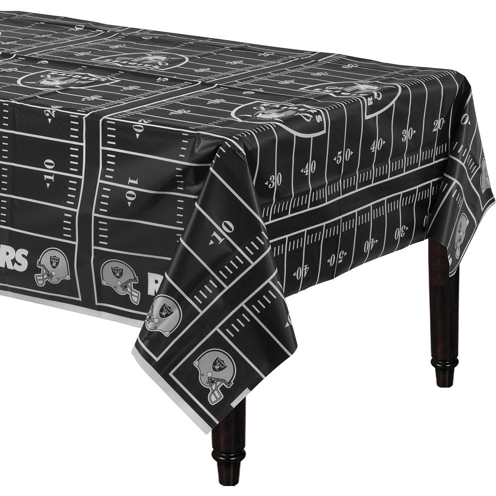 Las Vegas Raiders Table Cover Image #1