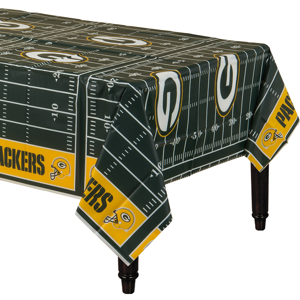 Green Bay Packers Table Cover Image #1