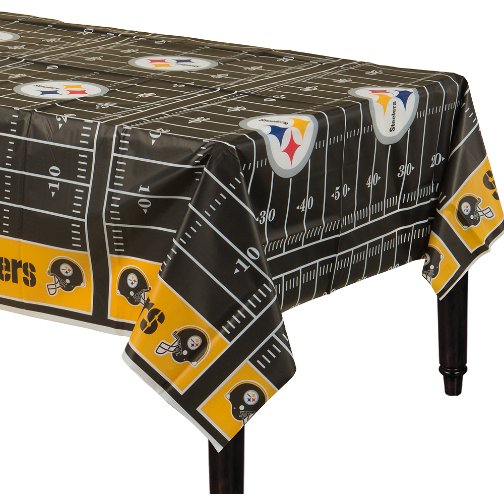Pittsburgh Steelers Table Cover Image #1