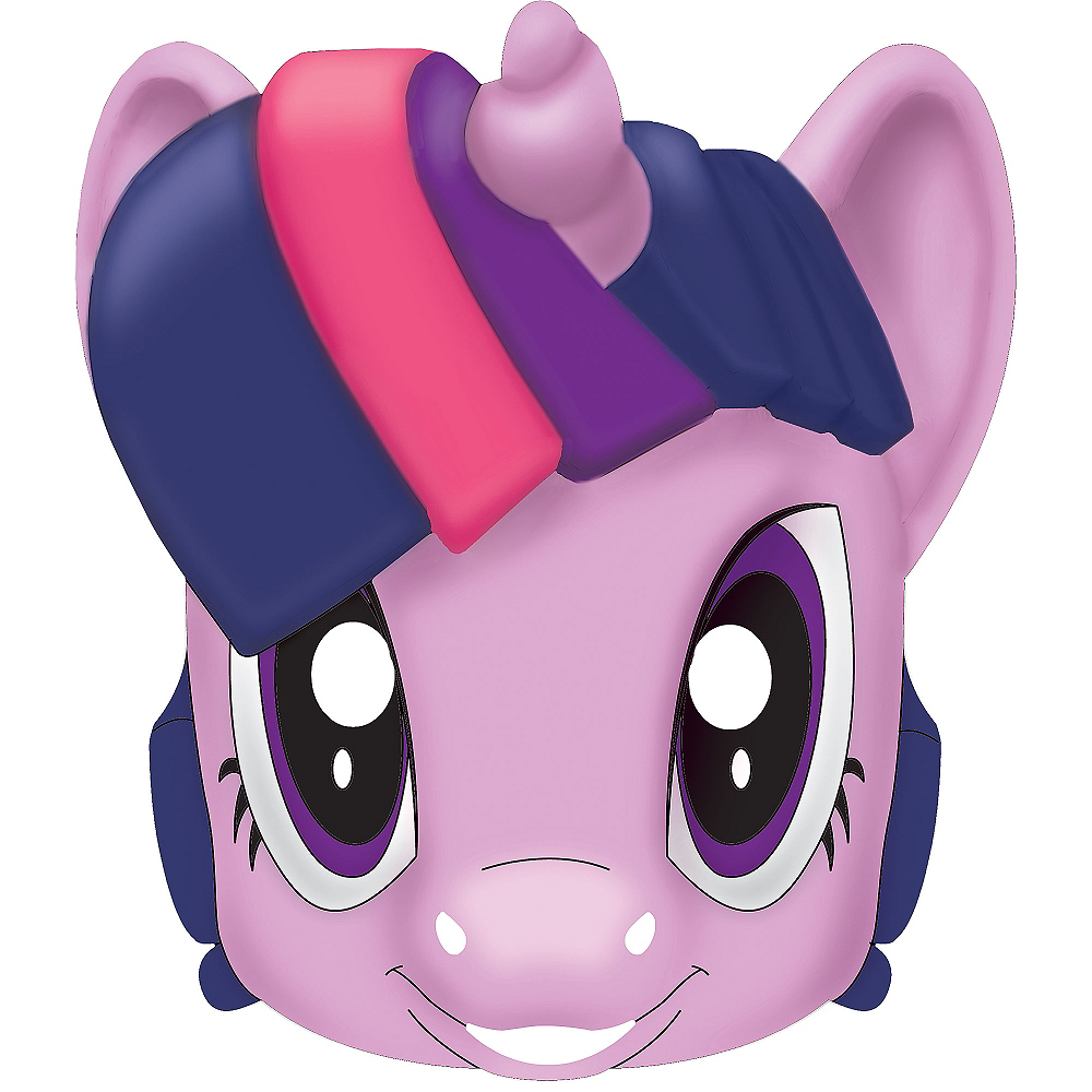 Child My Little Pony Mask Image #1