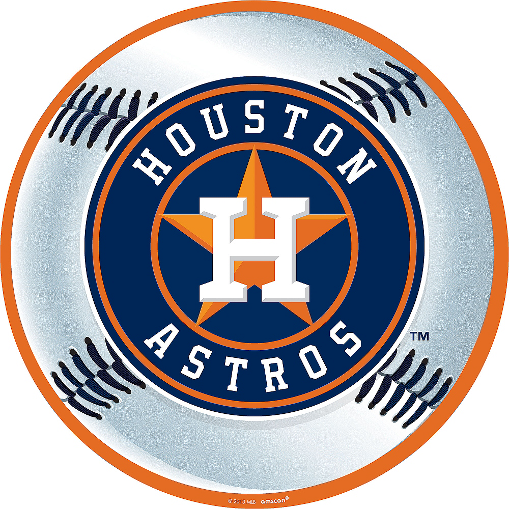 Houston Astros Cutout Image #1
