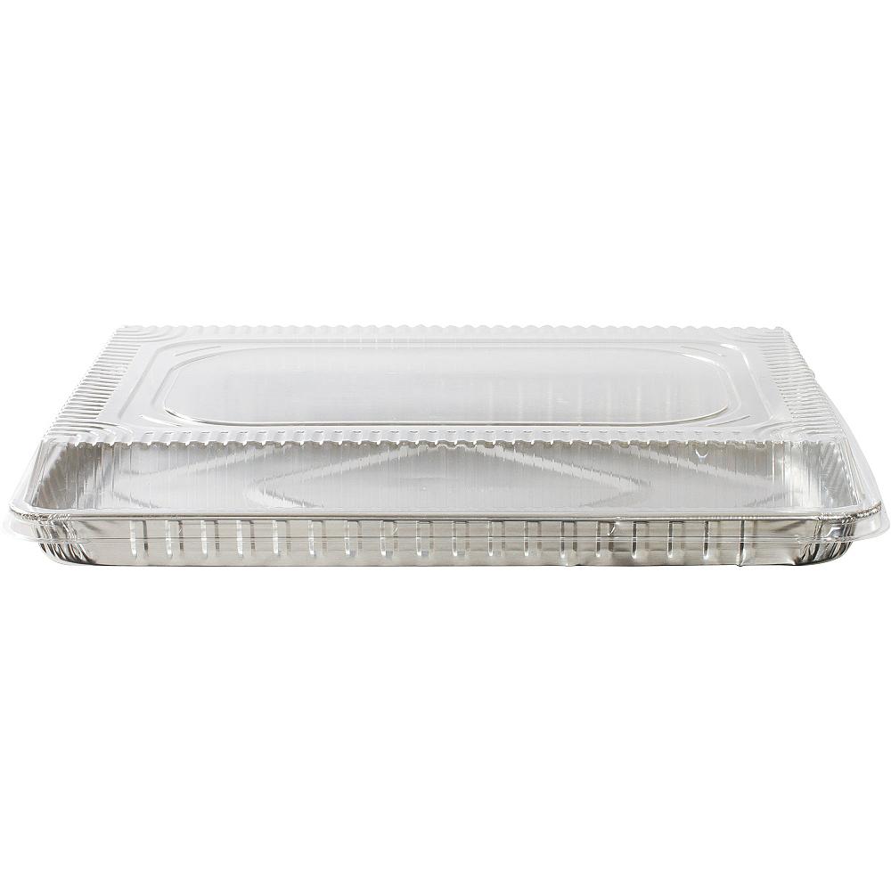 Aluminum Half Sheet Cake Pan with Lid Image #1
