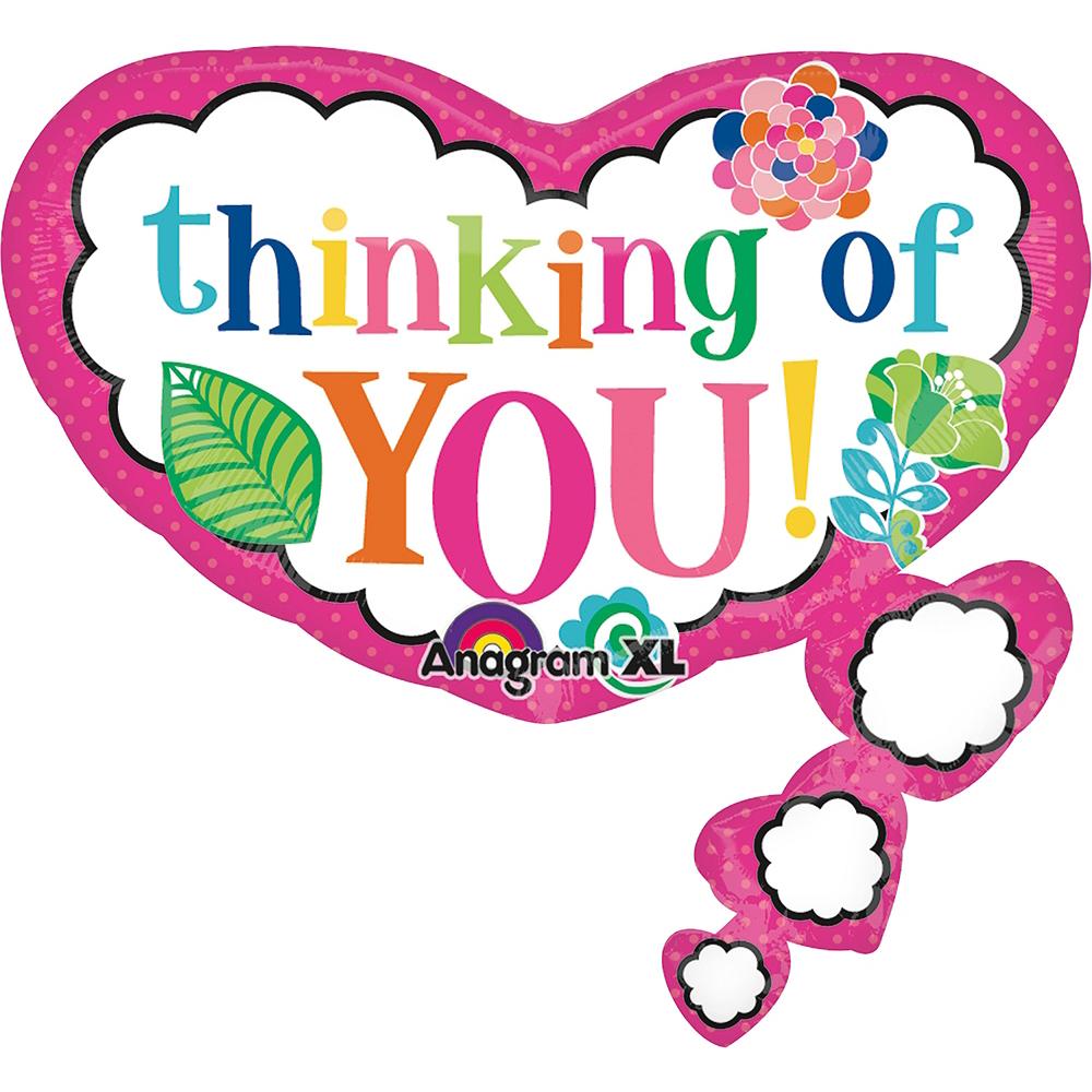Thinking of You Balloon Image #1