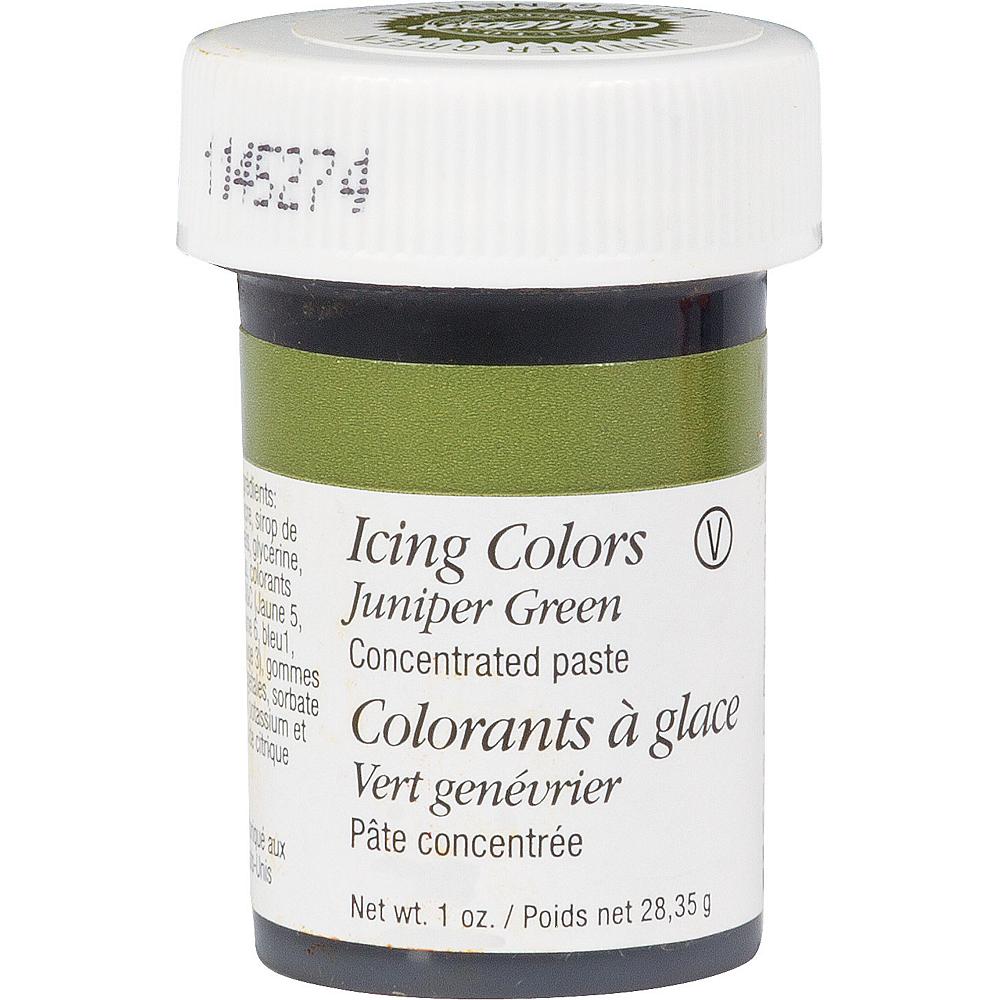 Wilton Juniper Green Icing Color Image #1