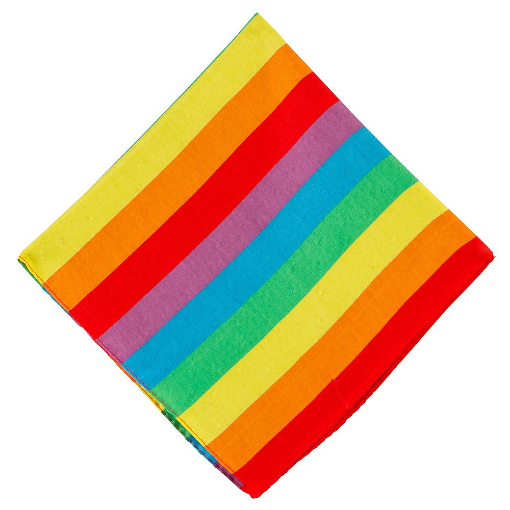 Rainbow Bandana Image #1