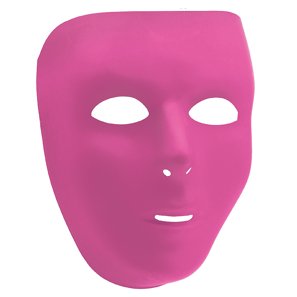 Nav Item for Pink Face Mask Image #1
