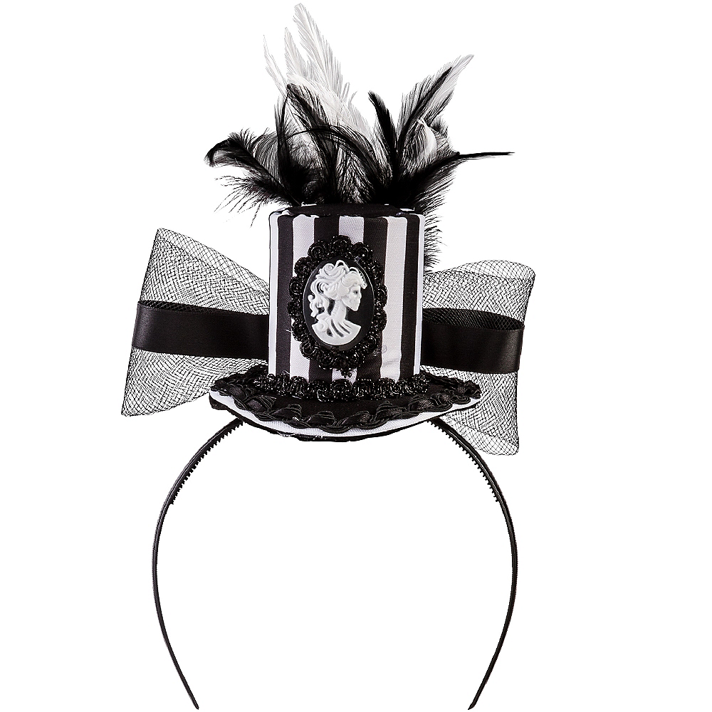 Black & Bone Mini Top Hat Image #2