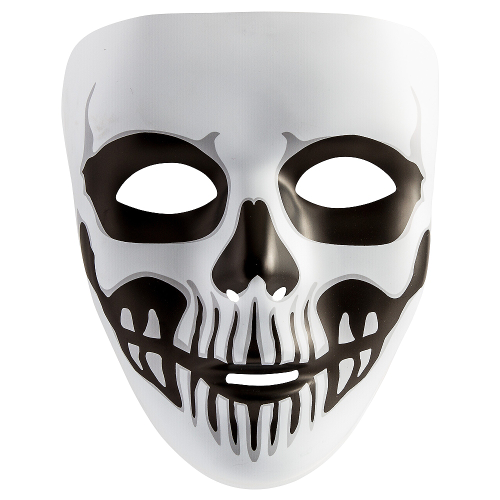 Horror Skull Mask Image #1