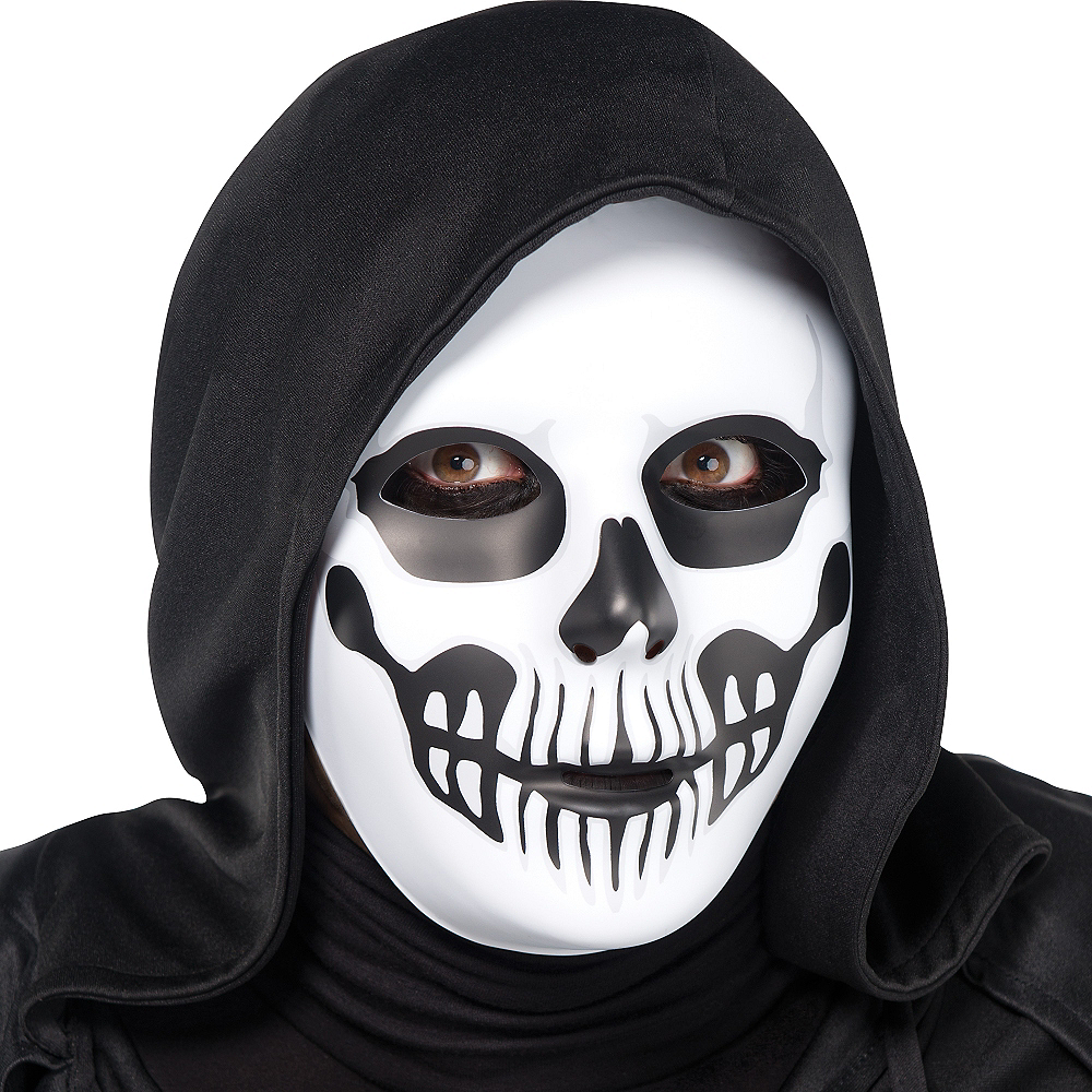 Horror Skull Mask Image #2
