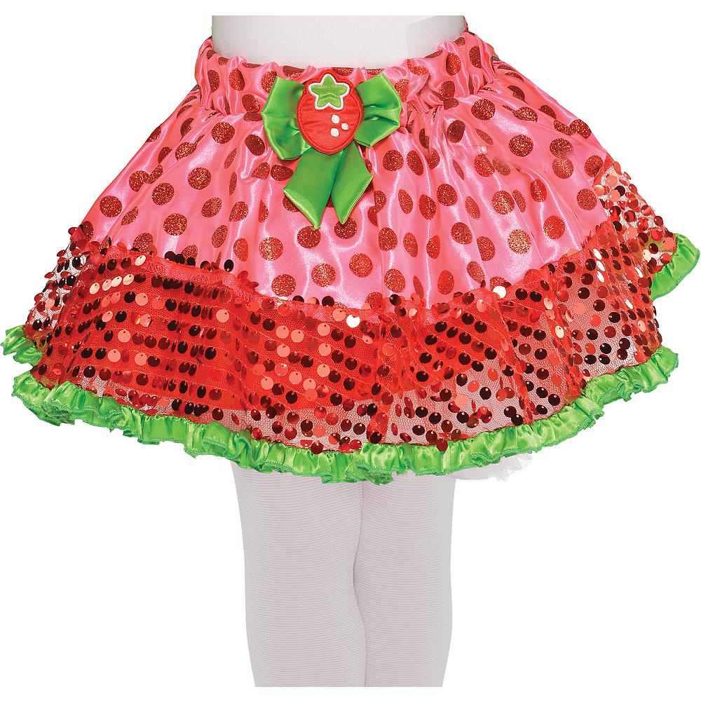 Child Strawberry Shortcake Tutu Image #1