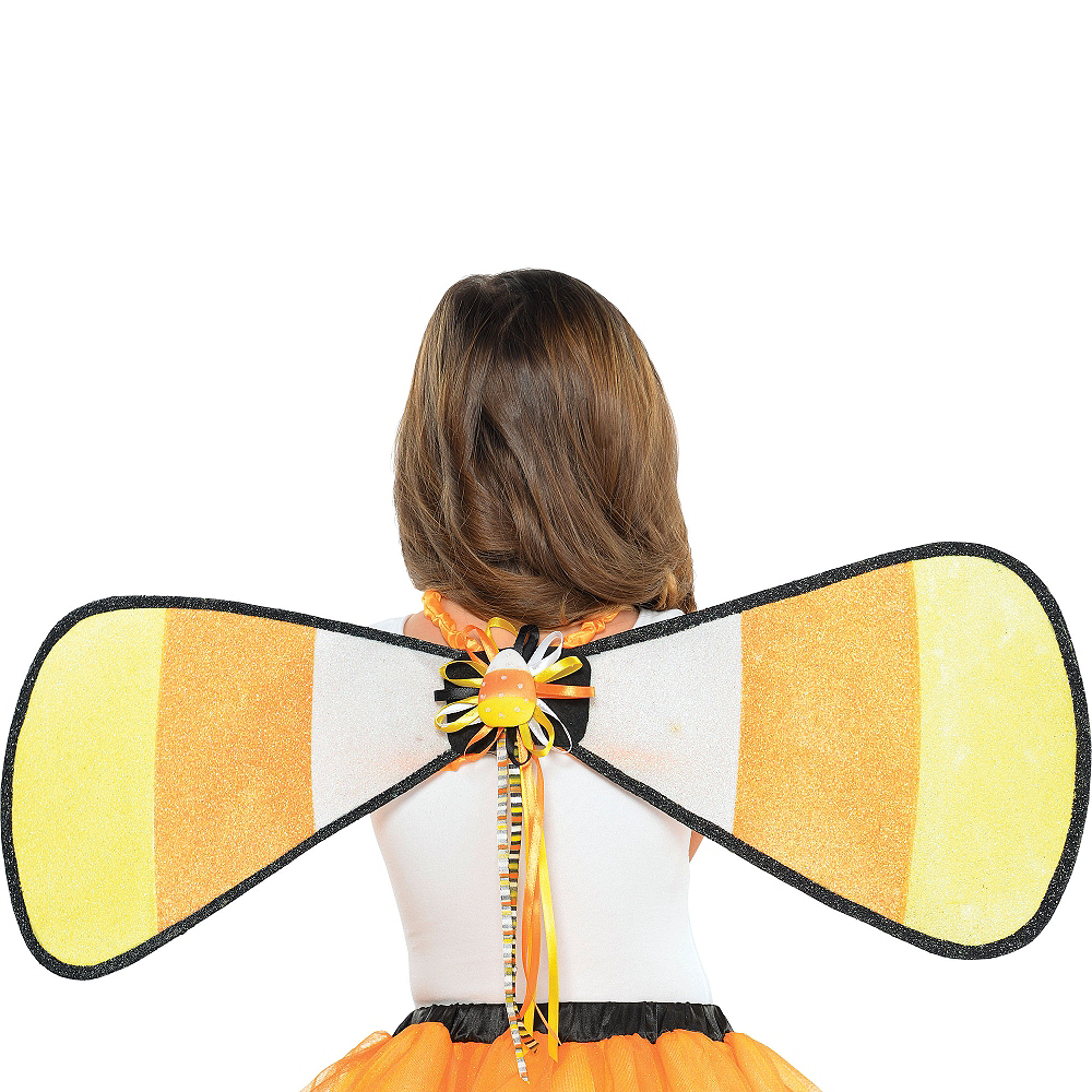 Candy Corn Fairy Wings Image #1