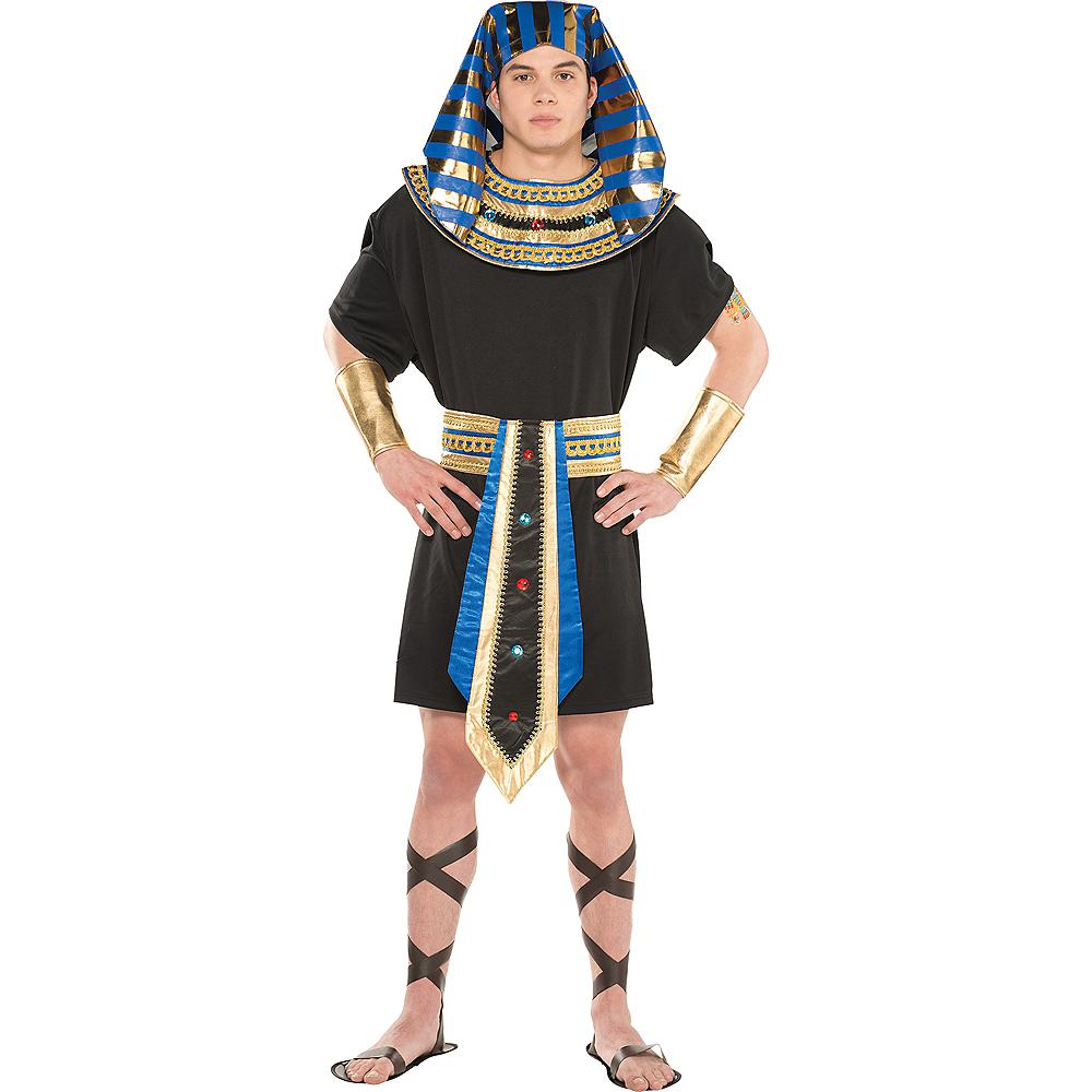 Adult Egyptian Pharaoh Costume Image #1