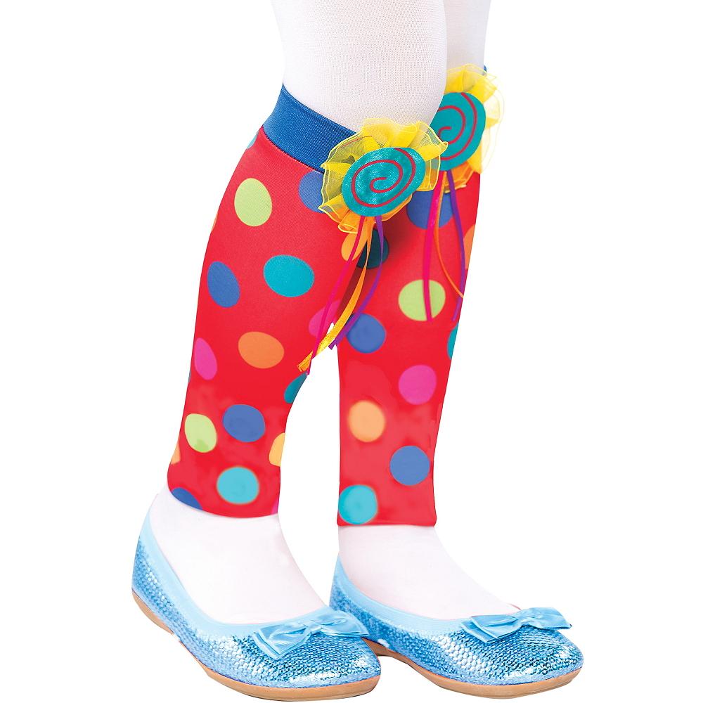 Child Lollipop Fairy Leg Warmers Image #1