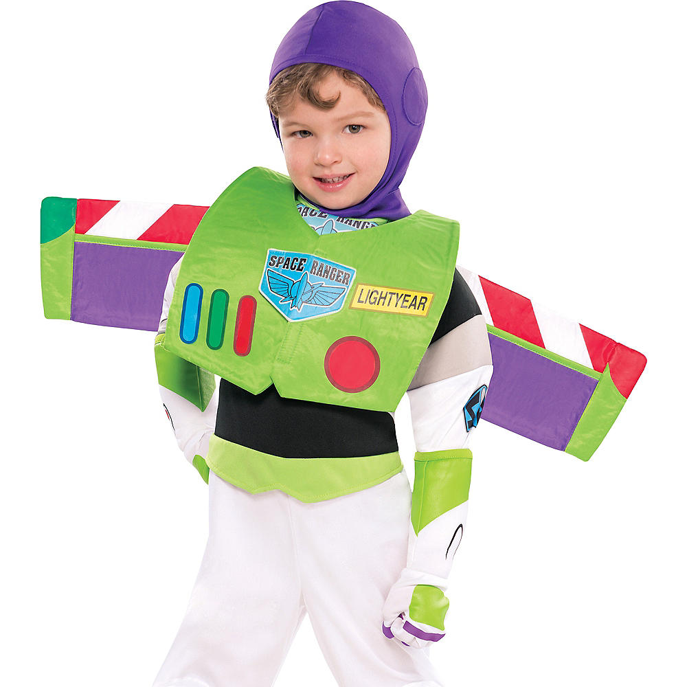 Child Buzz Lightyear Accessory Kit - Toy Story Image #1