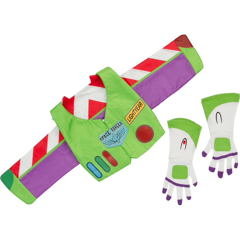 Child Buzz Lightyear Accessory Kit - Toy Story Image #2