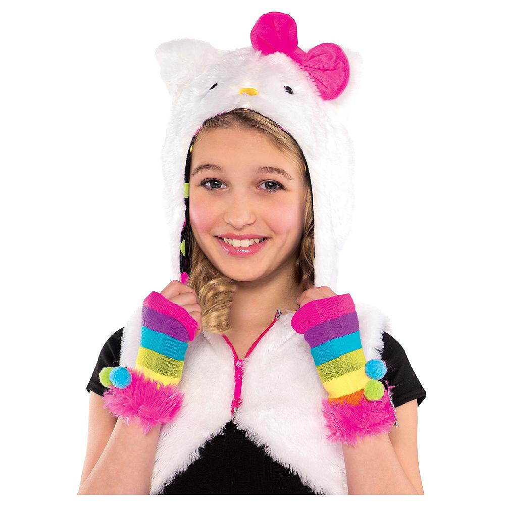 Girls Hello Kitty Hoodie Image #1