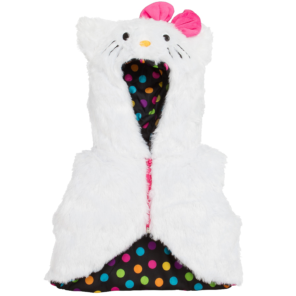 Girls Hello Kitty Hoodie Image #2