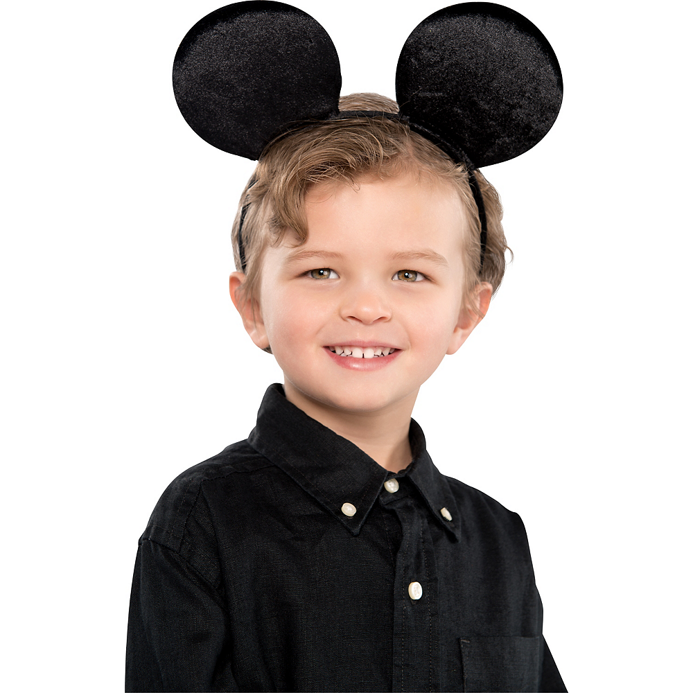 Child Mickey Mouse Ears Image #2