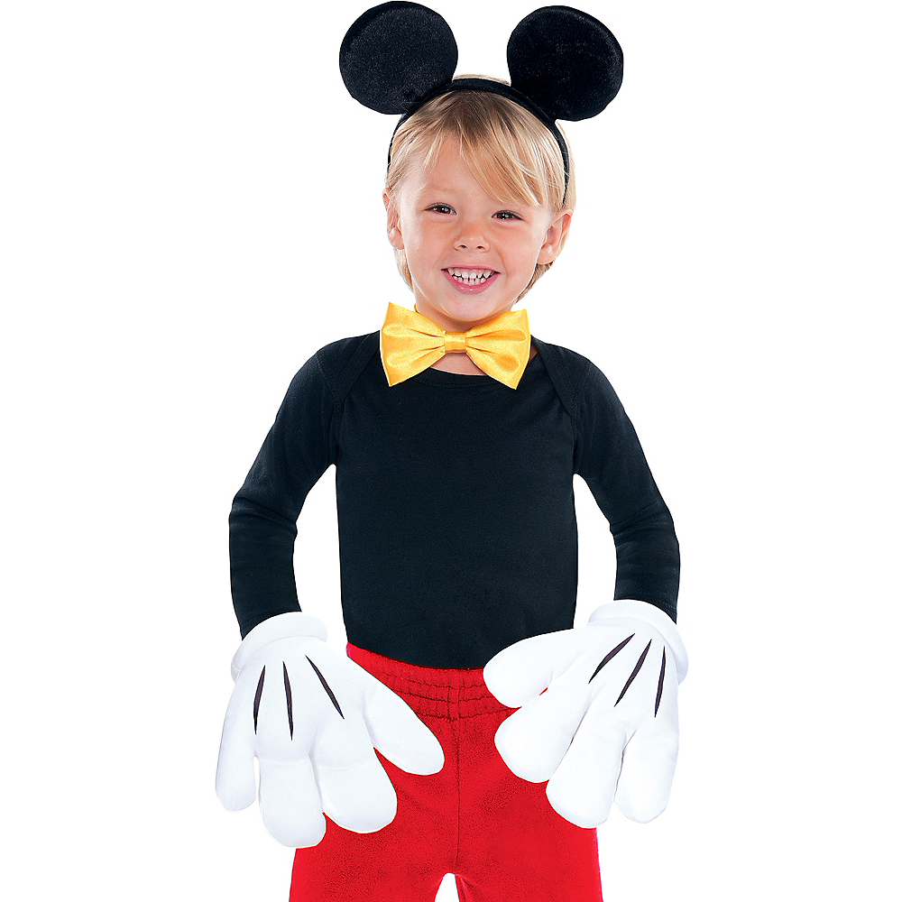 Child Mickey Mouse Accessory Kit Deluxe Image #1
