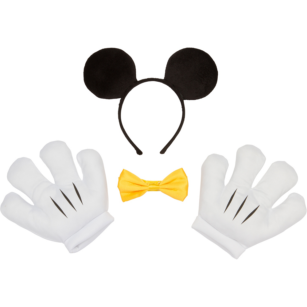 Nav Item for Child Mickey Mouse Accessory Kit Deluxe Image #2