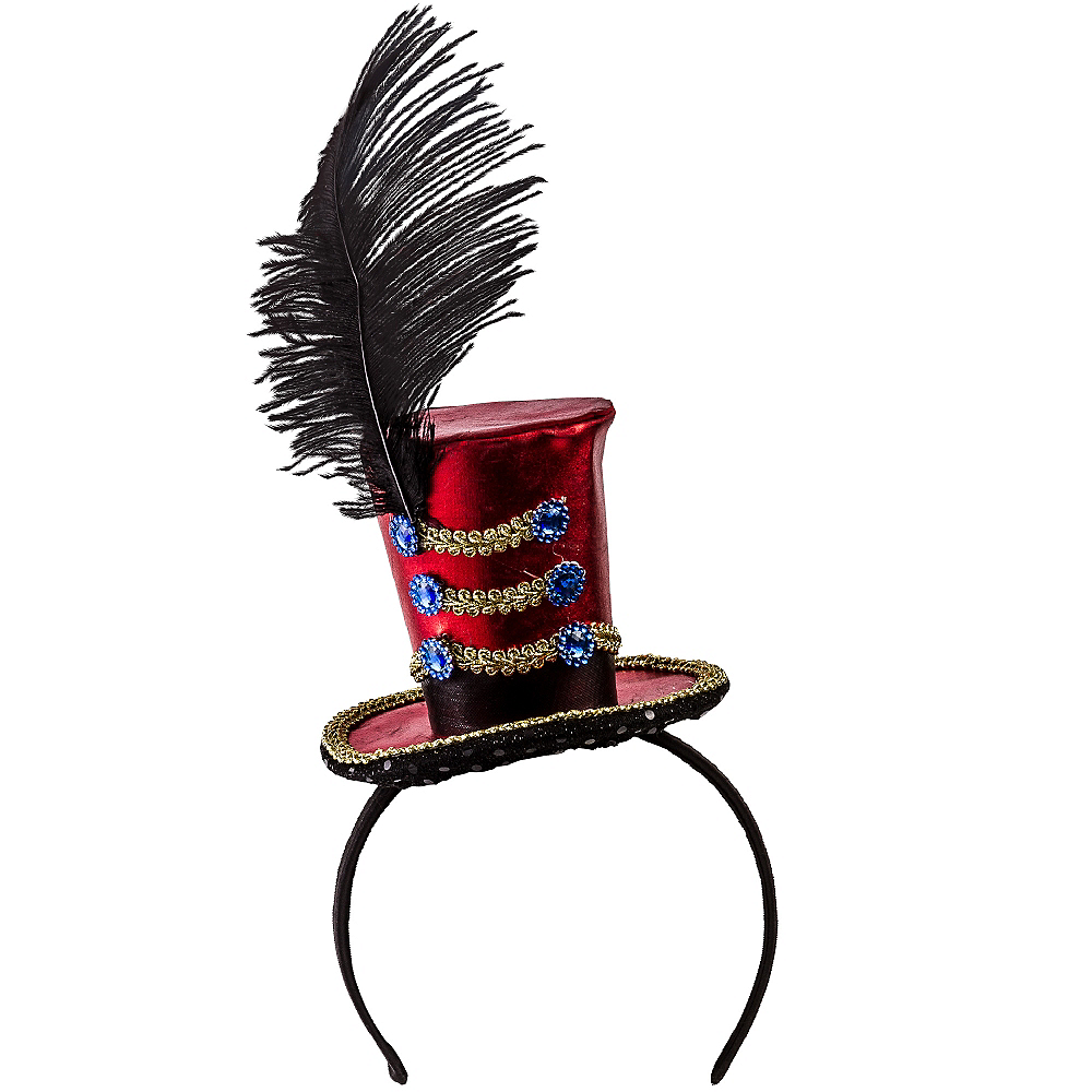 Mini Ringmaster Top Hat Image #2