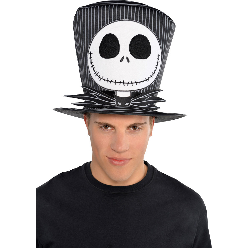 Jack Skellington Top Hat Image #2