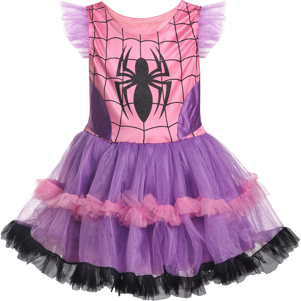 ac666fbf3 ... Child Spider-Girl Tutu Dress Image #3