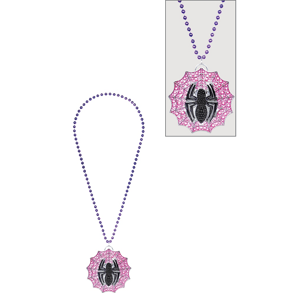 Nav Item for Spider-Girl Necklace Image #1