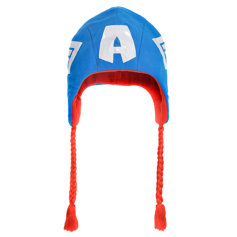 Nav Item for Captain America Peruvian Hat Image #1
